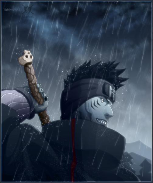 Quelle est la particularité de Kisame dans l'Akatsuki ?