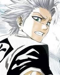 Bleach : Tôshirô Hitsugaya