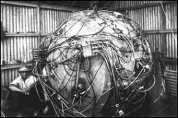 Quel était le nom de code du premier essai atomique ?