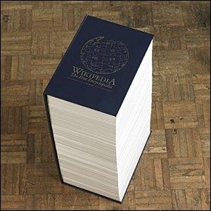 Vous aimez les livres, vous aimez dévorer des milliers de pages. L'ouvrage le plus  épais  du monde fait plus de 32 cm de tranche. Quel est-il ?