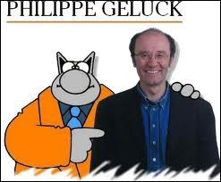 Comment se nomme ce personnage créé par Philippe Geluck ?