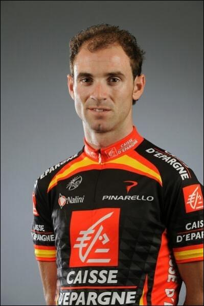 Qui est ce coureur espagnol, de retour de suspension ?