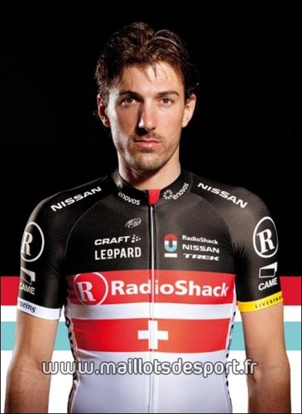 Qui est ce coureur, maintes fois champion de Suisse ?