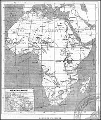 Veuillez nommer trois fleuves d'Afrique.