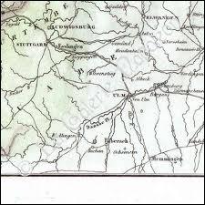 Où le Rhin prend-il sa source ?