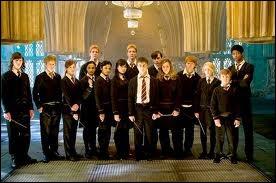 Par qui se fait-il stupéfixer durant les cours de l'A. D (Armée de Dumbledore) ?