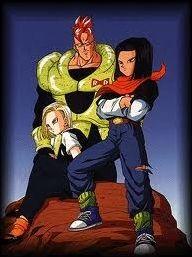 Dragon Ball Z : les cyborgs