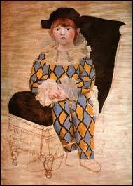 Voici une oeuvre de Picasso qui représente un ... .