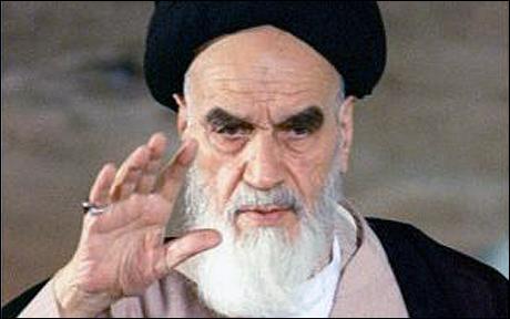 Khomeini était un ... .