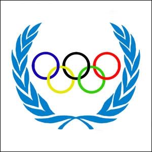 Que représentent les cinq anneaux qui symbolisent les Jeux Olympiques ?