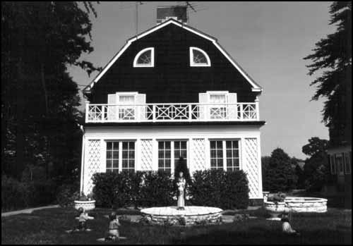 Cette maison est tirée de quel film?