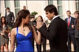 Elena et Damon de :