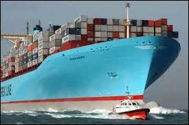 Quel est actuellement le plus grand port du monde en fret ?