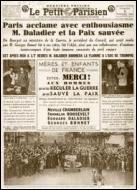 Comment les négociateurs français et britanniques ont-ils été jugés par l'opinion publique ?