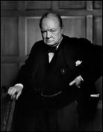 Quelle a été la déclaration discordante de Churchill ?