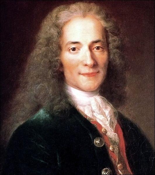 Lequel de ces livres n'est pas de Voltaire ?