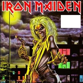 Quel nom porte cet album d'Iron Maiden ?
