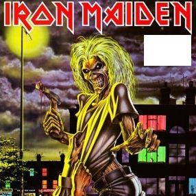 Pochettes des albums d'Iron Maiden
