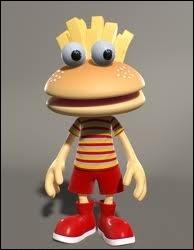 Quel est le nom de la mascotte de la chaîne de restauration rapide Quick ?