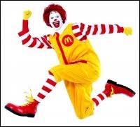 Quel est le prénom du clown McDonald's ?