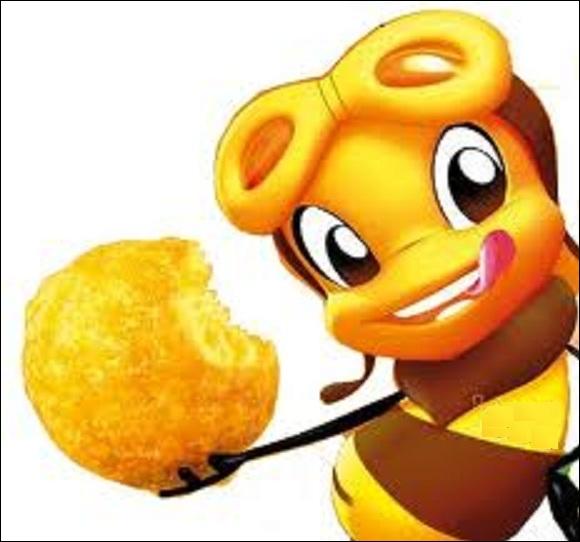 Quelle marque est représentée par cette petite abeille ?