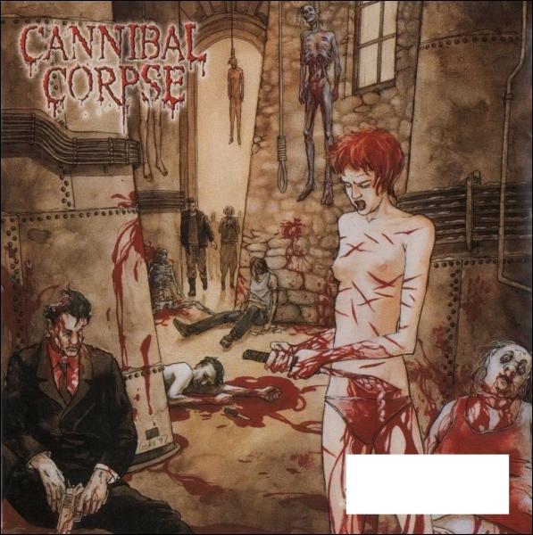 Quel nom porte cet album de Cannibal Corpse ?