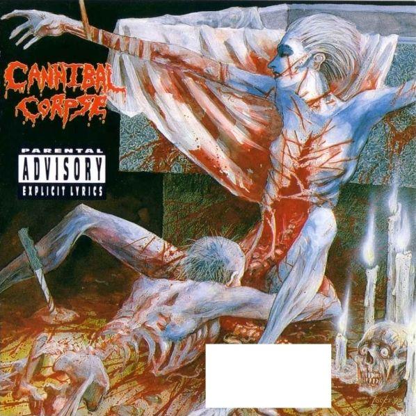 Pochettes des albums de Cannibal Corpse