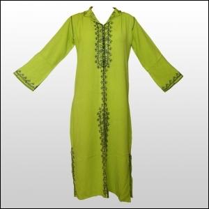 Une tenue cht'is ... . ben oui du ch'nord de l'Afrique ...