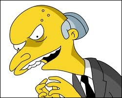 Qui est le plus riche de tout Springfield ?