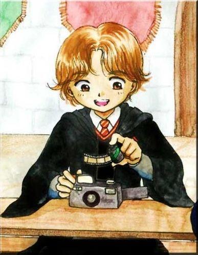 Harry Potter : Colin Crivey