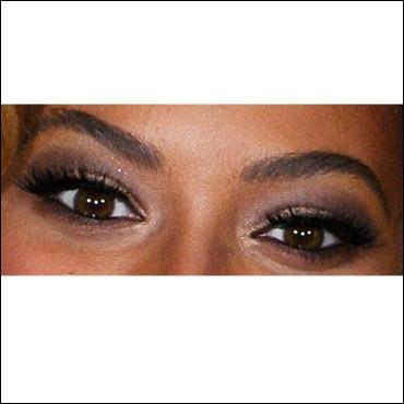 A qui appartient ces yeux captivants ?