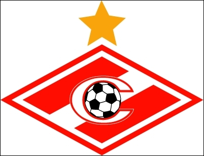 Enfin, quel club de Moscou est représenté ainsi ?