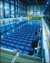 Sur quel site se trouve, en France, l'usine de retraitement du combustible usé ?