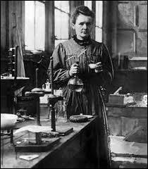 La France est pionnière en la matière. Lesquels de ces grands chercheurs ont reçu un Prix Nobel ( Physique ou Chimie ) pour la découverte ou l'étude de la radioactivité ?