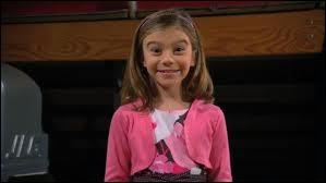Dans Sonny, comment s'appelle la fille de Mr. Condor ? ( le petit ange )