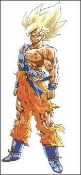 Lors de quel combat Sangoku se transforme-t-il en super sayen pour la première fois ?