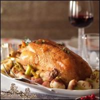 """Avec la recette du canard aux navets vous accorderez un vin rouge, éventuellement """"vosne-romanée"""". De quel vignoble provient-il ? À votre santé !"""