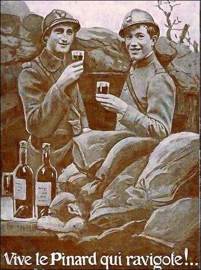 L'argotique pour désigner le vin ne manque pas de mots : picrate, vinasse, piquette, raisiné etc... Quelle est l'origine de   pinard   ?