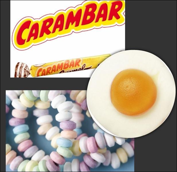 Pour finir, parmi ces différents bonbons lequel n'existait pas dans les année 80 ?