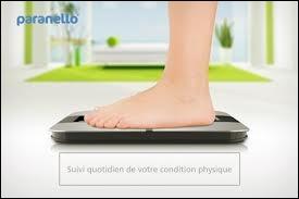 Quelle est en moyenne la proportion du poids total du corps humain que représentent nos muscles ?