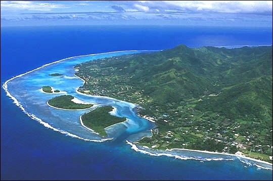Autonome depuis 1965, mais dépendantes de la Nouvelle-Zélande, Les îles Cook ont pour capitale :