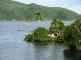 1899, une partie des Samoa devient américaine. La capitale où siège le gouvernement des Samoa américaines est...