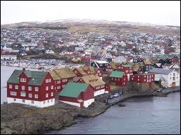 Devenues danoises en 1814, les îles Féroé ont pour capitale une ville qui rappelle le dieu du tonnerre des Vikings.