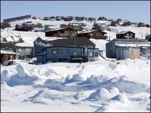 La capitale du Nunavut est...
