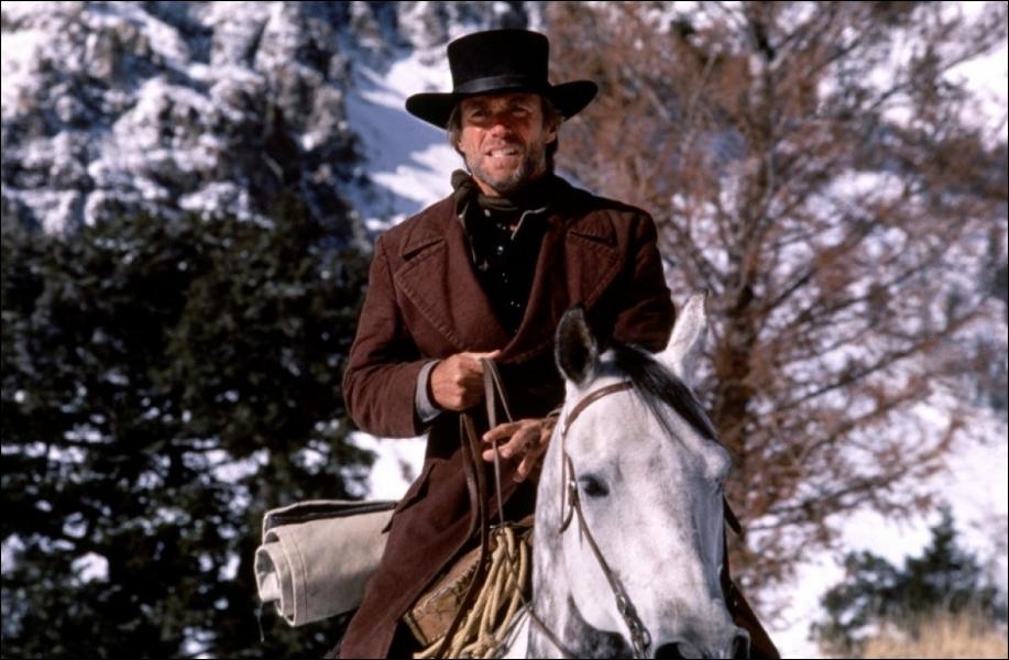 J'ai demandé un autographe à Clint Eastwood hier mais il n'a pas voulu...