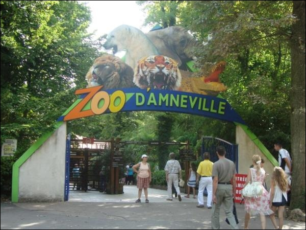 Ce parc animalier ne propose pas tous les animaux de la nature.