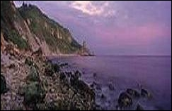 Le chaos de Longues-sur-Mer domine la mer et offre une vue remarquable. Pour quelle raison historique est-il connu ?