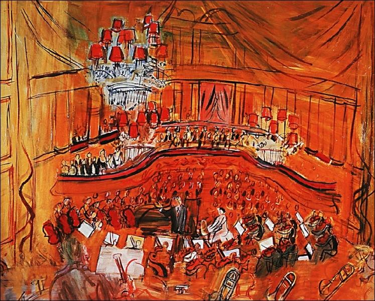 Le grand concert, 1948