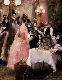 Après le bal de l'Opéra, 1888