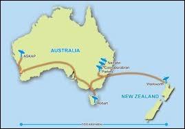 Si nous vivions en Australie, en ce 06 septembre, nous serions au début …. calendaire.